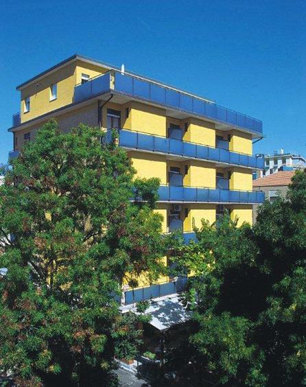 Hotel Capitol Pesaro